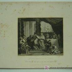 Arte: LA PRESENTACION EN EL TEMPLO. Lote 16451136