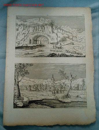 GRABADO. SIGLO XIX (Arte - Grabados - Modernos siglo XIX)