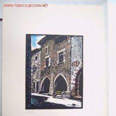 Arte: GERONA - DE CASTELLS MARTI. Lote 19482867