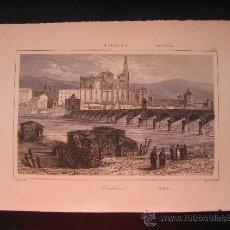 Arte: GRABADO DE CÓDOBA, CA. 1850. Lote 27213778