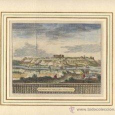 Arte: ANDALUCIA. SEVILLA 'CASTILLO DE SAN JUAN DE AZNALFARACHE', VAN DER AA. Lote 27549289