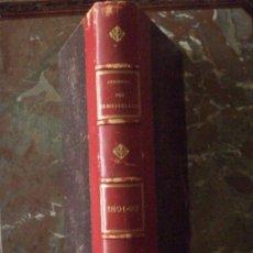 Arte: REVISTA MODA JOURNAL DES DEMOISELLES AÑOS 1891-92. Lote 26380780