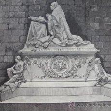 Arte: SEVILLA,SEPULCRO LASTRA Y CUESTA,RICARDO BELWER. Lote 14873547