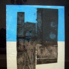 Arte: CLAVE, A. PRECIOSO GRABADO. NUMERADO. FIRMADO. Lote 26373069