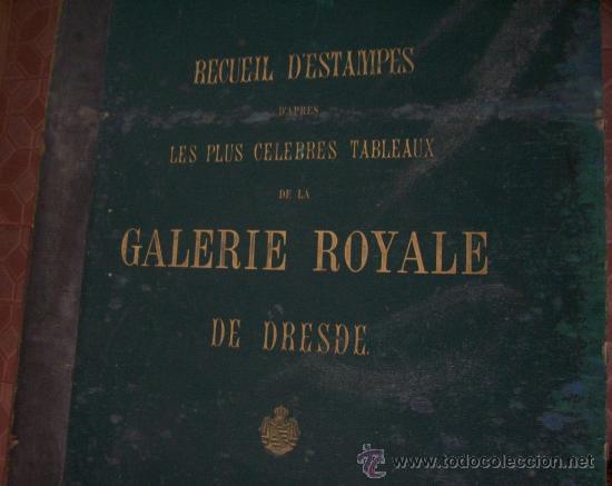 Arte: GRABADO SIGLO XVIII - C. 1795 - GALERÍA REAL DE DRESDE - LA TÊTE DU SAUVEUR - ENVÍO GRATIS - Foto 7 - 15492281