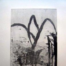 Arte: BROTO, JM (1949-). MAGNIFICO GRABADO. SOLO 30EJ. FIRMADO. NUMERADO.. Lote 26891721