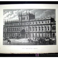 Arte: NEW BURLINGTON HOUSE - ORIGINAL XIX - . Lote 27388178