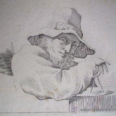 Arte: GRABADO FINALES DE SIGLO XVIII - GUERCINO. Lote 27110645