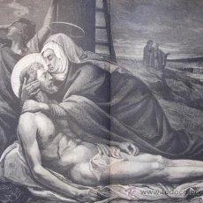 Arte: EL DESCENDIMIENTO.LEGRAND. Lote 19116006