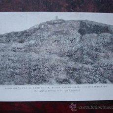 PUIGCERCOS.LERIDA.HUNDIMIENTOS.1889