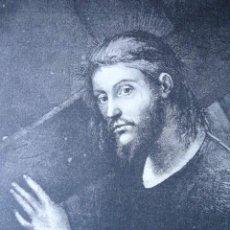 Arte: CRISTO CAMINO DEL CALVARIO LEONARDO DA VINCI. Lote 19683919