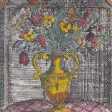 Arte: FLORERO, 1680. Lote 20726133