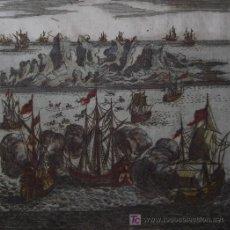 Arte: ISLA DE ASCENSIÓN (ÁFRICA) DE MALLET, 1719. Lote 21060367