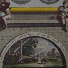 Arte: GRABADOS DE GEOLOGÍA Y ERUDITOS DE GOEREE, 1690. Lote 21384578