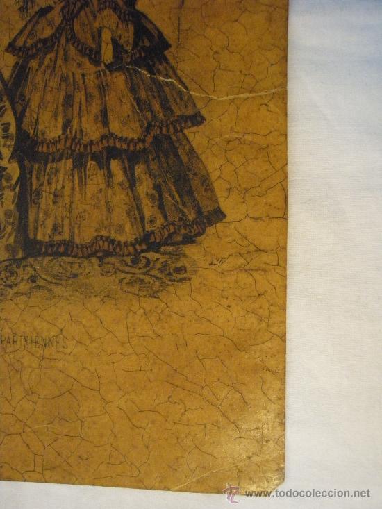 Arte: GRABADO DE LES MODES PARISIENNES - Foto 3 - 26715299