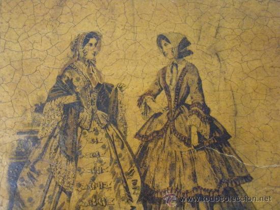 Arte: GRABADO DE LES MODES PARISIENNES - Foto 2 - 26715299