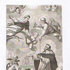 Arte: GRABADO (22X16) E. BOIX. FINALES SIGLO XVIII - PRINCIPIO DEL XIX.. Lote 21518580