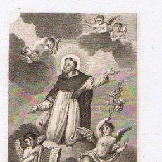 Arte: GRABADO (22X16) E. BOIX. FINALES SIGLO XVIII - PRINCIPIO DEL XIX.. Lote 21519526