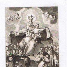 Arte: GRABADO (22X16) E. BOIX. FINALES SIGLO XVIII - PRINCIPIO DEL XIX.. Lote 21519591