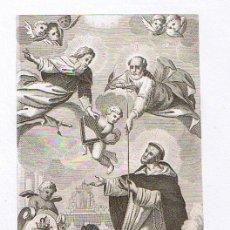 Arte: GRABADO (22X16) E. BOIX. FINALES SIGLO XVIII - PRINCIPIO DEL XIX.. Lote 21519718