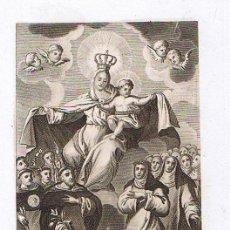 Arte: GRABADO (22X16) E. BOIX. FINALES SIGLO XVIII - PRINCIPIO DEL XIX.. Lote 21520044