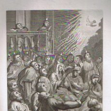 Arte: GRABADO (22X16) E. BOIX. FINALES SIGLO XVIII - PRINCIPIO DEL XIX.. Lote 42115404