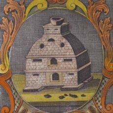 Arte: HORNO MEDIEVAL, 1680. Lote 21673302