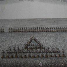 Arte: DISPOSICIÓN DE LOS COMBATIENTES EN LA BATALLA NAVAL DEL CABO ECNOMO DE ROLLIN, 1795. Lote 21701525