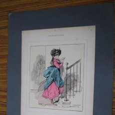 Arte: GRABADO FRANCÉS .. 1913. Lote 22233518