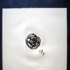 Arte: MIRO, J (1893-1983). GRABADO. EL INOCENTE. DUPIN 676. NUM. 39/170. Lote 25914340