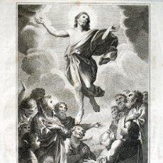 Arte: 10 GRABADOS DE JOAQUIN BALLESTER SOBRE PINTURAS DE SALVADOR MAELLA Y VELAZQUEZ - AÑO 1776. Lote 26916446