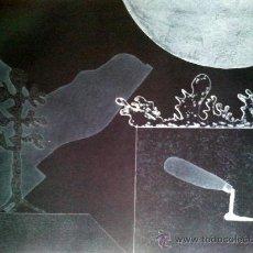Arte: ARGIMON, D. (1929-1996). MAGNIFICO GRABADO. FIRMADO. NUMERADO. 1977.. Lote 26870077