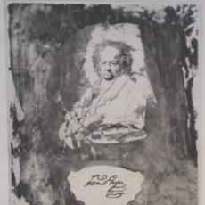 Arte: JOAN BARBARÁ. GRABADOR, PINTOR Y DIBUJANTE, NACIDO EN BARCELONA EN 1927 FIRMADA Y NUMERADA A LÁPIZ. Lote 26998418