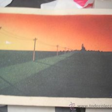 Arte: PINTURA ANTIGUA 1978 OBRA DE TECNICA MIXTA FIRMADA. Lote 27008998