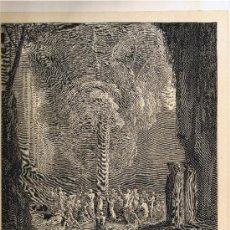 Arte: GRABADO DE GUSTAVO DORÈ - Nº 31 - PURGATORIO - ESCENA DE LA DIVINA COMEDIA - AÑO 1870. Lote 27619174