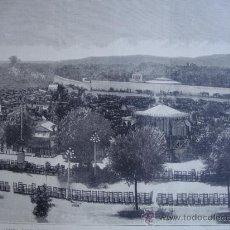 CORDOBA LA FERIA EN 1887