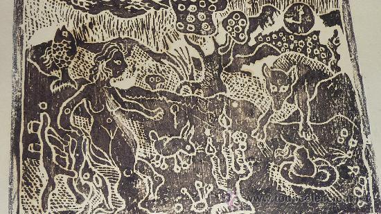 Arte: Saülo Mercader. 3 Aguafuertes originales en plancha del autor. 10/30. Valldoreix 1974. - Foto 12 - 28298161