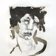 Arte: DALÍ RETRATO DE SEGISMUNDO CALDERÓN AGUAFUERTE Y AGUATINTA ORIGINAL FIRMADO NUMERADO A LÁPIZ E.A.. Lote 28433982