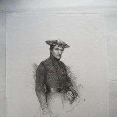 Arte: SIGLO XIX VILLAREAL GUERRAS CARLISTAS. Lote 28452348