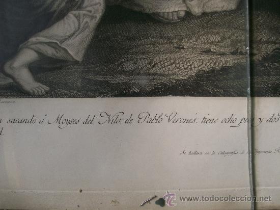Arte: GRABADO PABLO VERONÉS - Foto 6 - 29244003