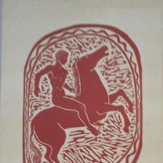 Arte: CAMIL FÁBREGAS DALMAU. ESCULTOR NACIDO EN MOIÁ (BARCELONA) EN 1906. TRASLADANDOSE A SABADELL EN 1910. Lote 29304050
