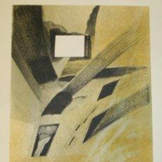 Arte: RÀFOLS CASAMADA / COMPOSICIÓN . GRABADO FECHADO(1973) NUMERADO 49 / 50 Y FIRMADO A LÁPIZ. *RARO*. Lote 29702344