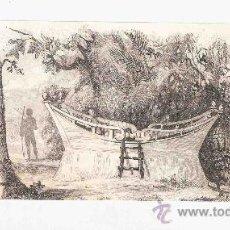 Arte: GRABADO. 1852. 16X11 CM. VISTA PARCIAL. . Lote 29858286