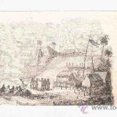 Arte: GRABADO. 1852. 16X11 CM. VISTA PARCIAL. . Lote 29858306