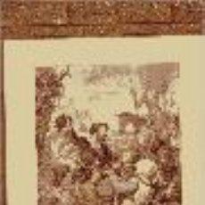 Arte: GRABADOS DON QUIJOTE - EDICION FACSIMIL, CARPETA Y 6 GRABADOS, EDICIONES RUEDA. Lote 30135494