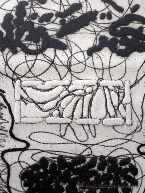 Arte: GORDILLO, LUIS (1934-). MAGNIFICO GRABADO. FIRMADO. NUMERADO (71/75). - Foto 5 - 30749001