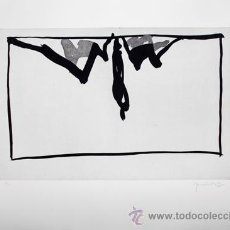 Arte: HERNÁNDEZ PIJUAN / COMPOSICIÓN GRABADO ORIGINAL NUMERADO 11 / 50 FECHADO 85 (1985) Y FIRMADO A LÁPIZ. Lote 31520475