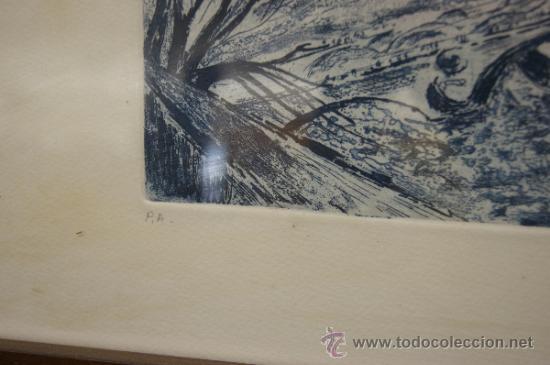 Arte: Diogene. Grabada firmado y marcado PA. - Foto 4 - 32605684