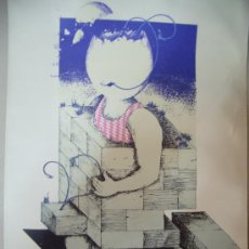 Arte: ROYO MONTESANO GRABADO. Lote 33290847