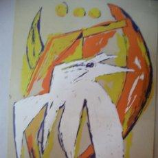 Arte: ENRIQUE LARROY GRABADO. Lote 33291483